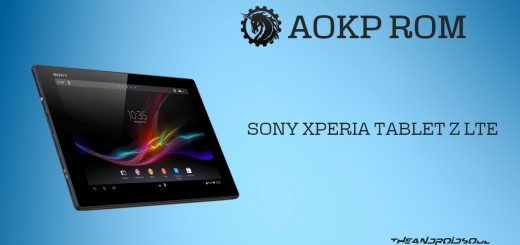 sony-xperia-tablet-z-lte-official-aokp-update