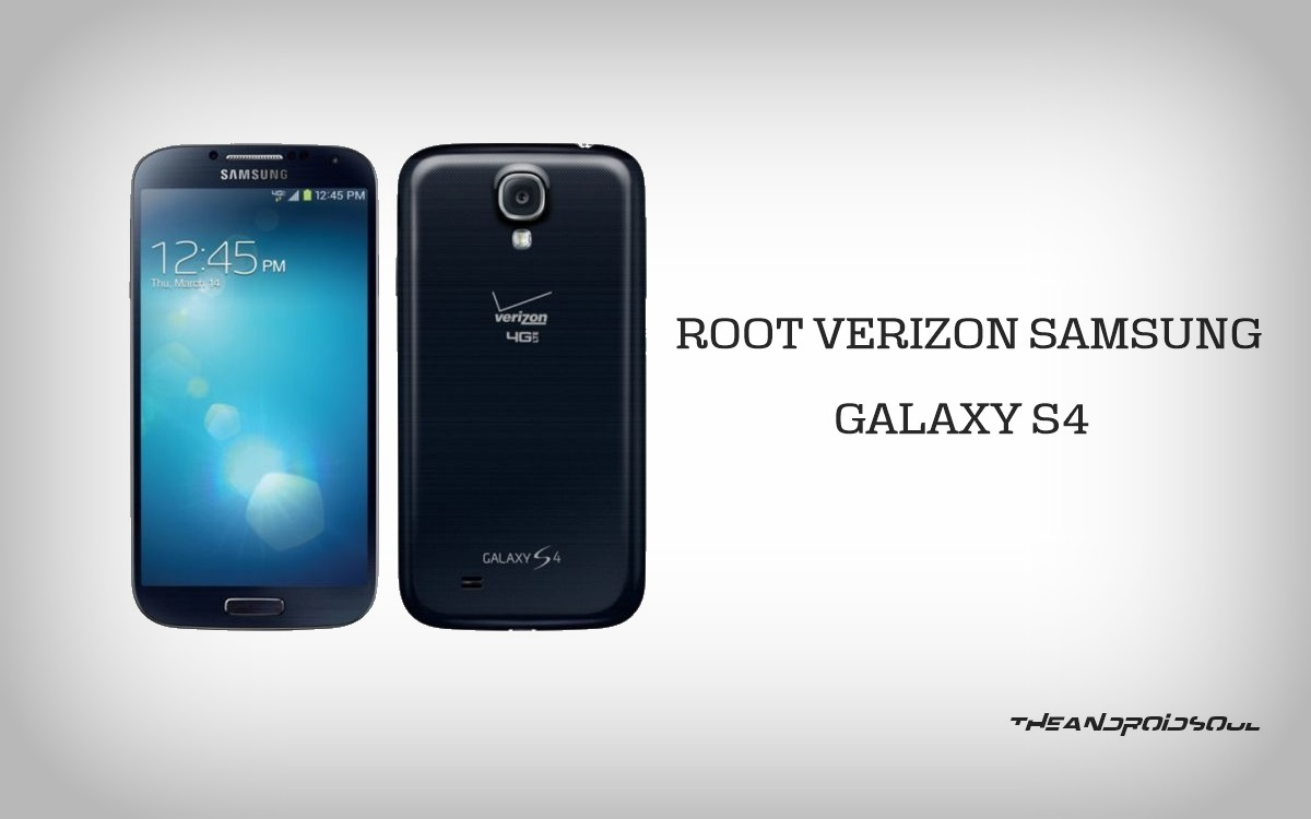Info Root Android Samsung S4 - Canon Camera