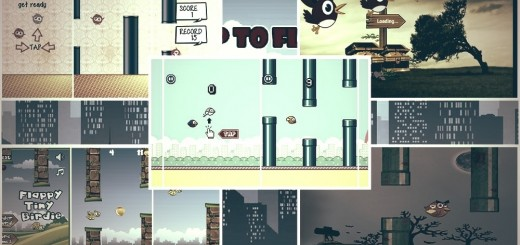 Alternative Flappy Bird Android Games