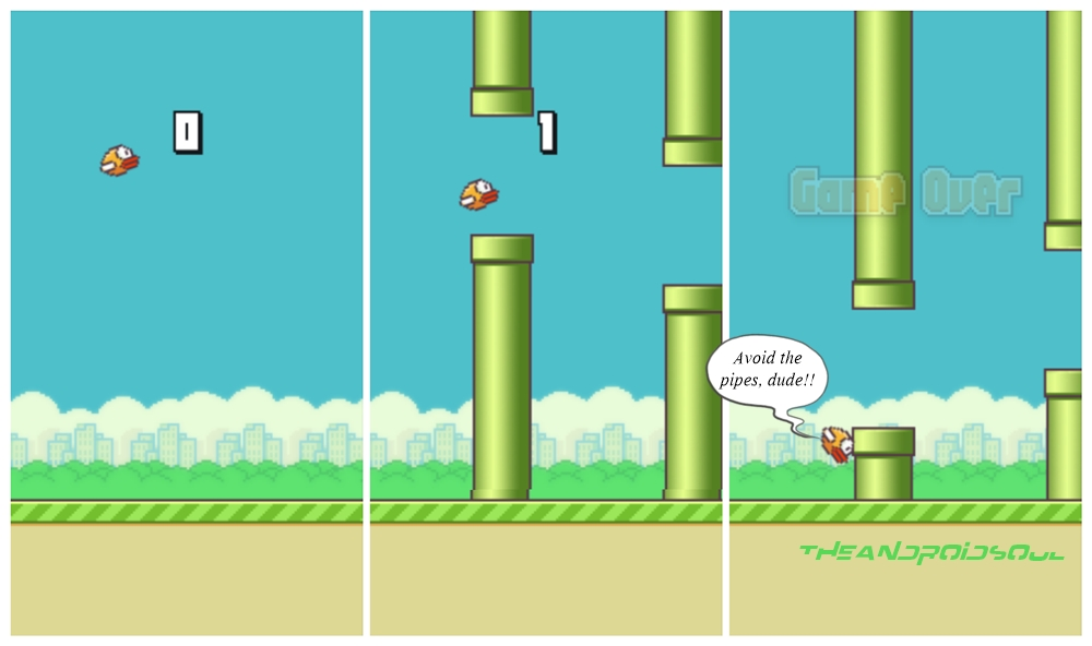 Flappy-Bird-Android-Game