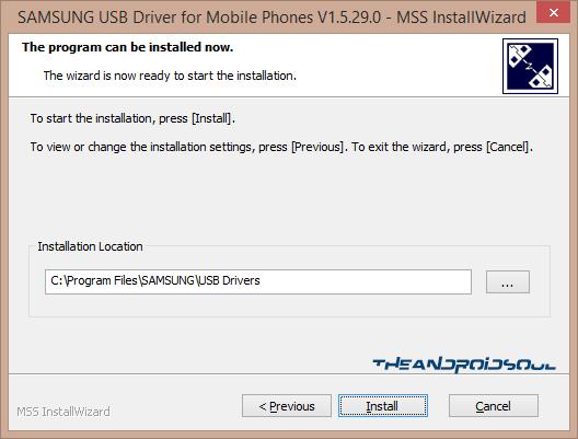 Samsung Usb Driver Download Link