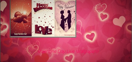 Valentine Day Android LWPs