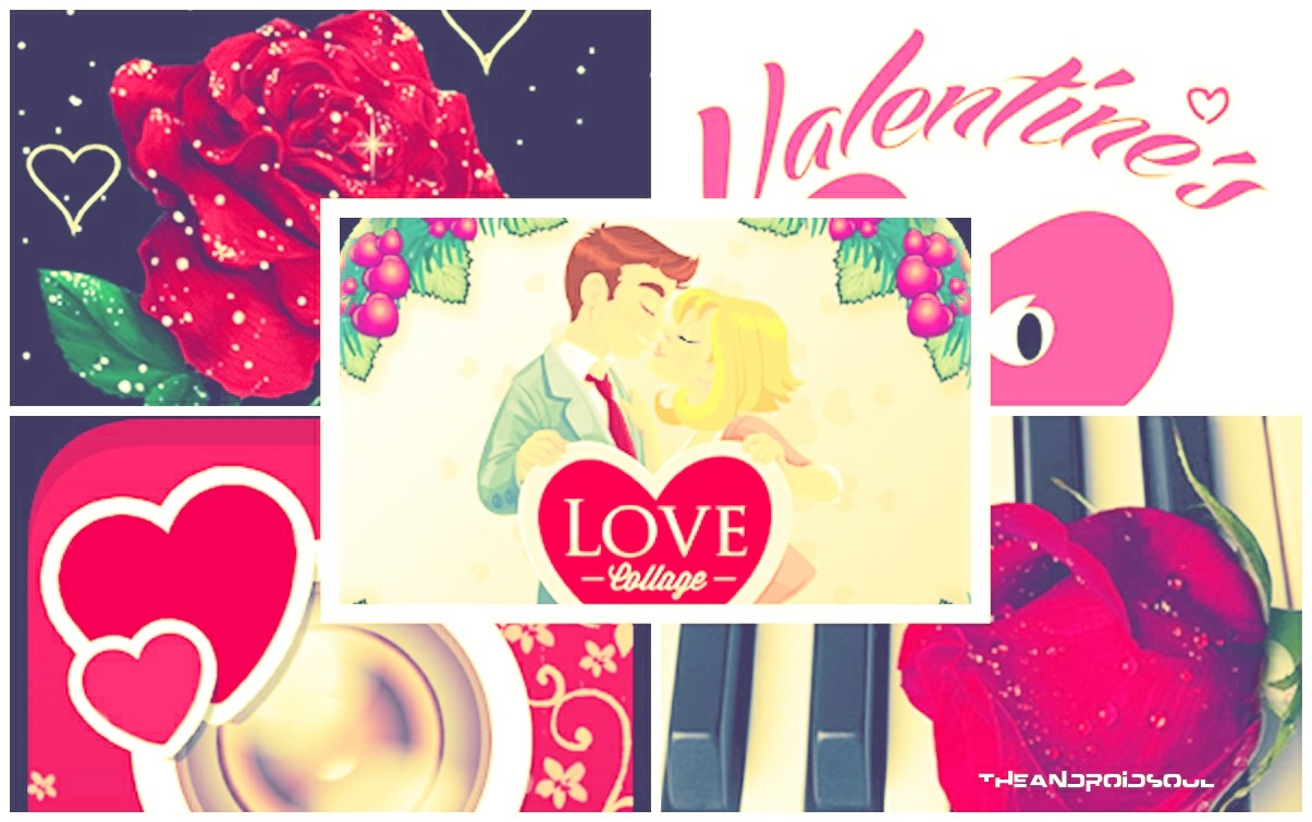 33 valentine day special apps: wallpapers, image editors