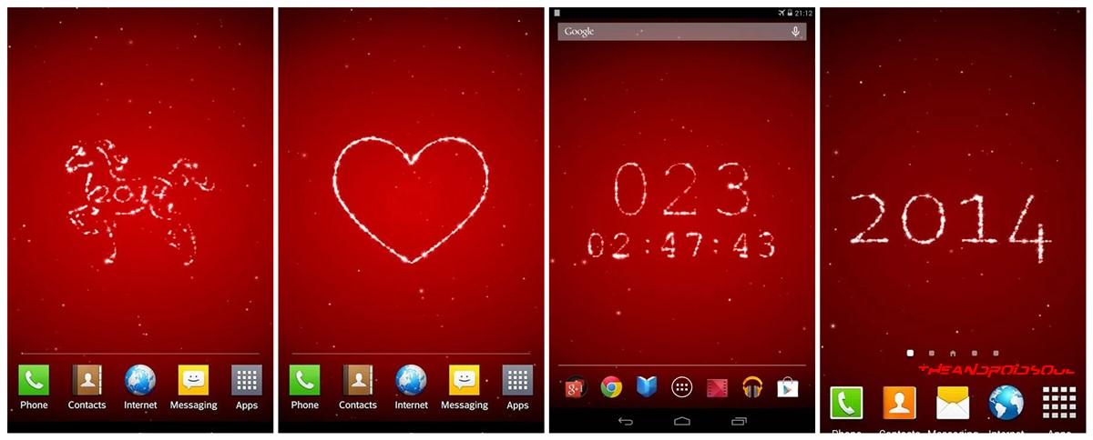 Valentine's Day Countdown LWP