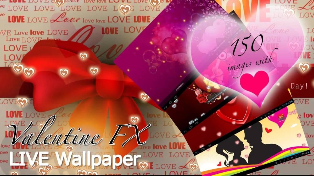 Valentines Live Wallpaper HD