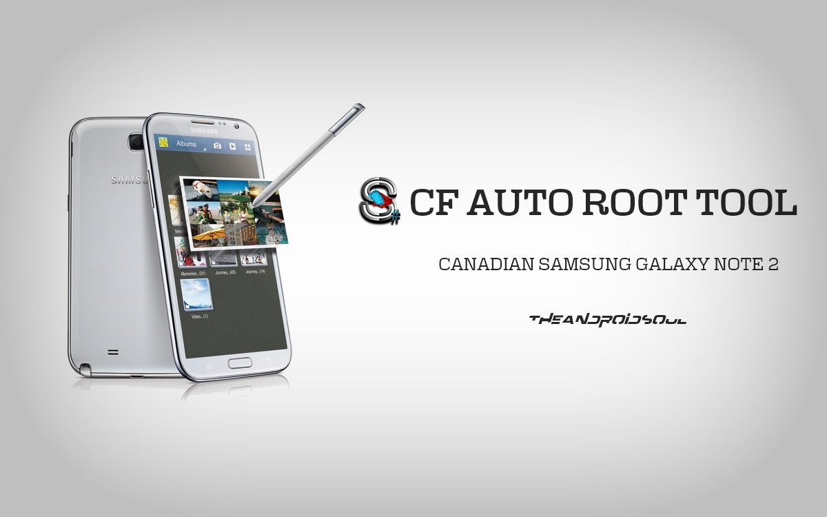 Root Canadian Samsung Galaxy NOTE 2 SGH-I317M with One ...