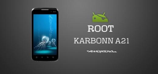 root-karbonn-a21