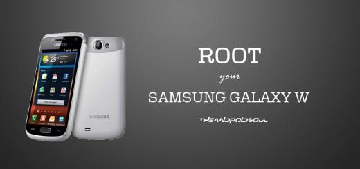 root-samsung-galaxy-w