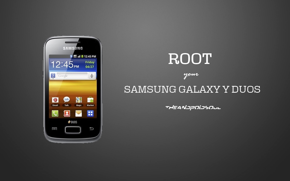 Samsung Galaxy S6102 Easily Root And Unroot...