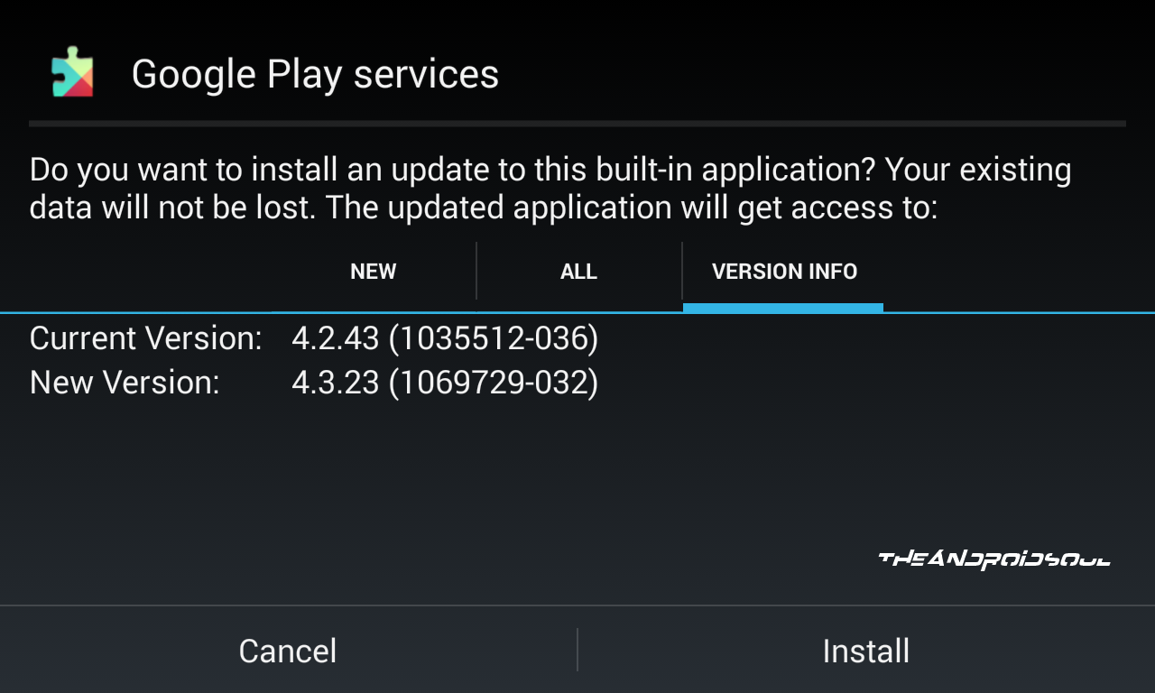 <b>Google</b> <b>Play</b> <b>Services</b> 8.1.05 (2218116-236) (<b>Android</b> 5.0+) <b>APK</b>