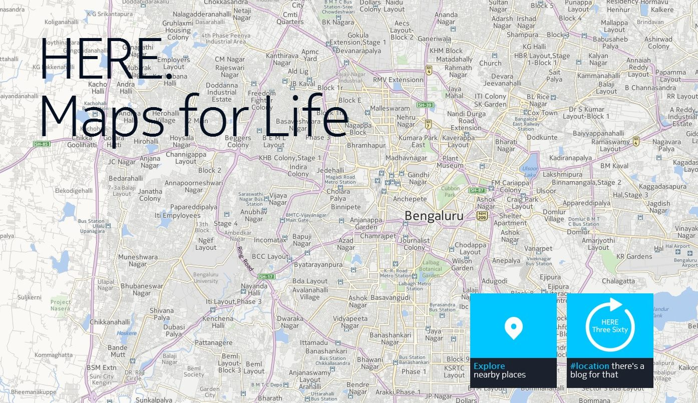 Download Nokia Here Maps APK [UPDATED] – The Android Soul