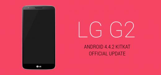 LG G2 KitKat Android 4.4.2 Update 1
