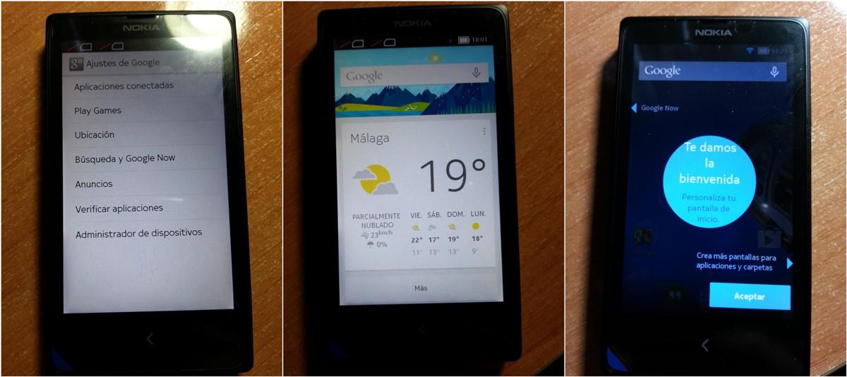 theandroidsoul.com Nokia X Google Now Launcher and Sync