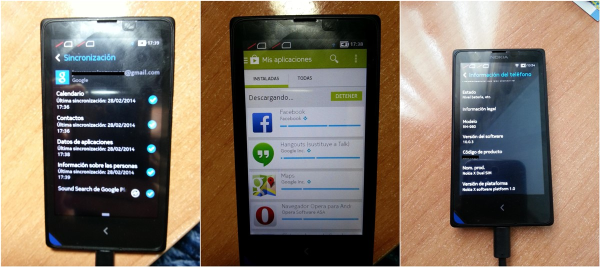 theandroidsoul.com Nokia X Google Play Store and Sync