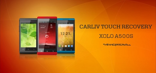 xolo-a500s-carliv-touch-recovery