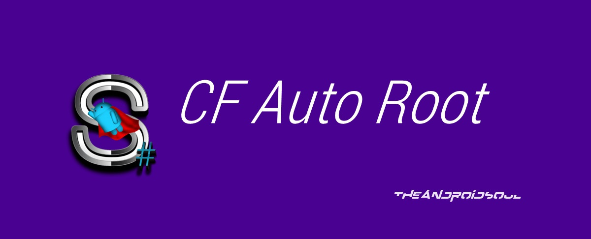 Root Galaxy Note 4 SM-N910F using CF Auto Root