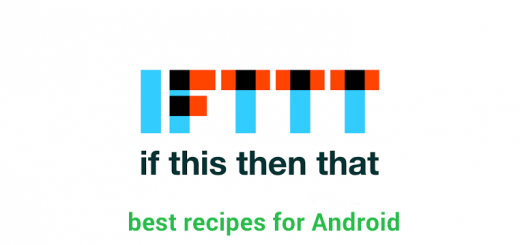 Best IFTTT Recipes for Android