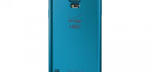 Arctive Blue Verizon Galaxy S5