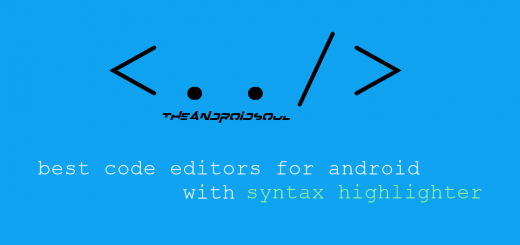 Best Code Editors for Android