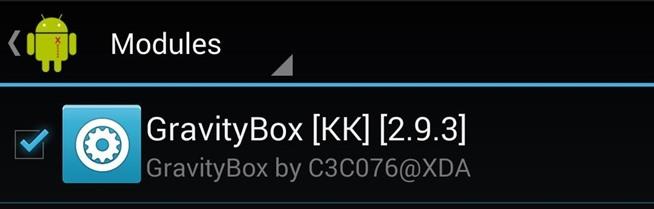 Gravity-box