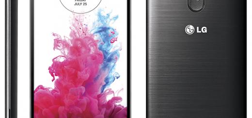LG G3 Sprint Titanium Color