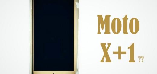 Moto X+1 Image