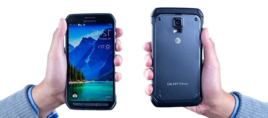 Samsung AT&T Galaxy S5 Specs