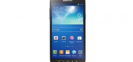 Samsung Galaxy S4 Active KitKat Update