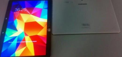 Samsung Galaxy Tab S Image Leak