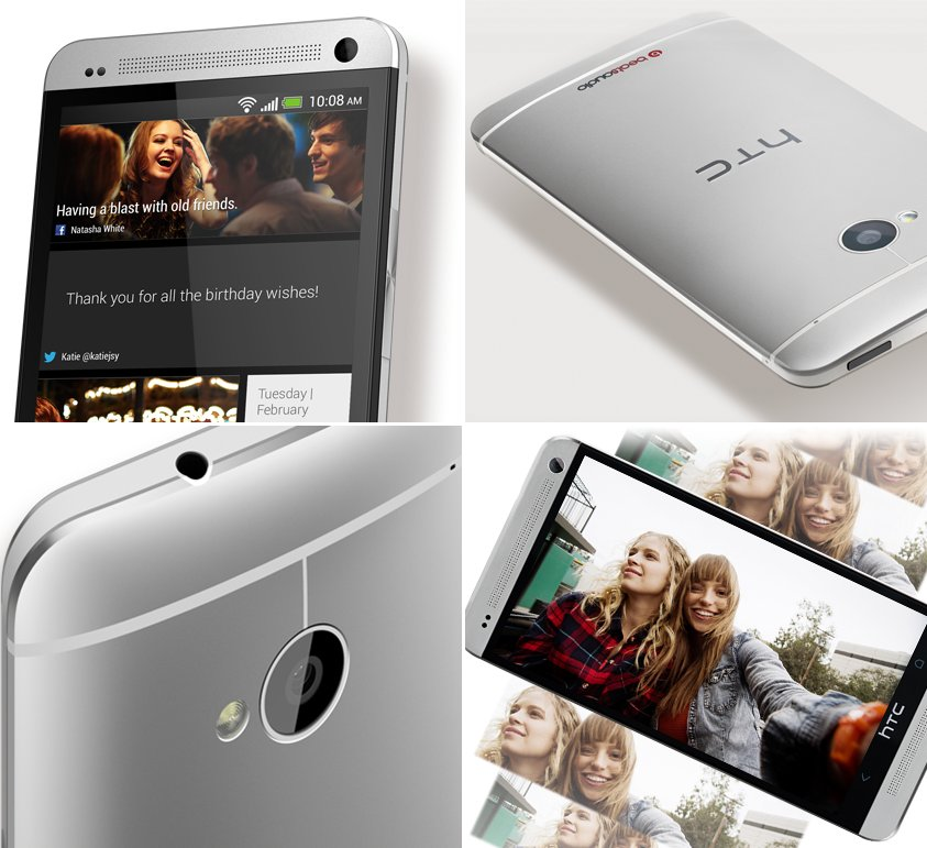 Download Official Sprint HTC One M7 Sense 6 Update with Android 4 4