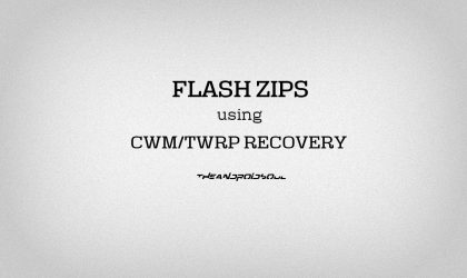 How to install custom ROMs using TWRP recovery