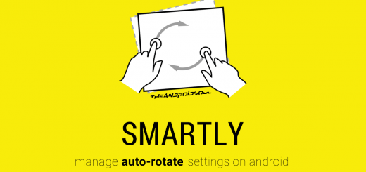 Smartly manage auto-rotate settings on Android