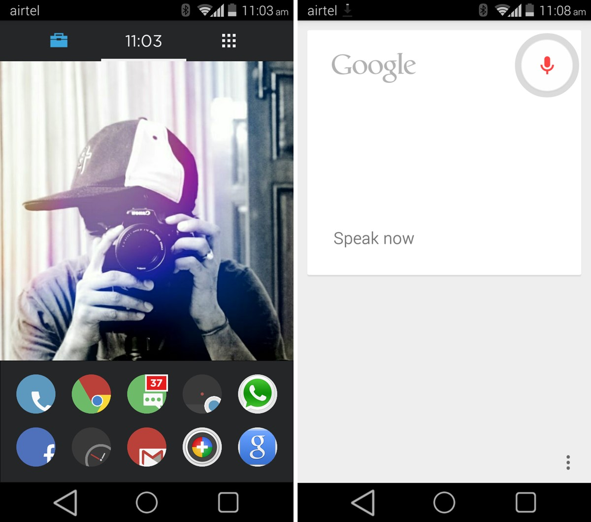 Get The New Android L Navigation Bar Buttons With This