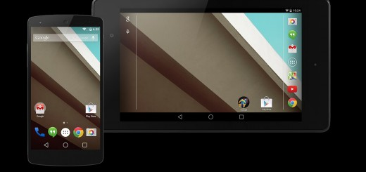 Download Nexus 5 Android L Developer preview