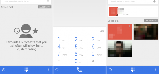 Android 4.4.3 Google Dialer v1.1