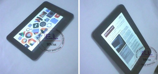 Nexus 8 Leaked Images
