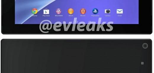 Verizon Sony Xperia Z2 Tablet