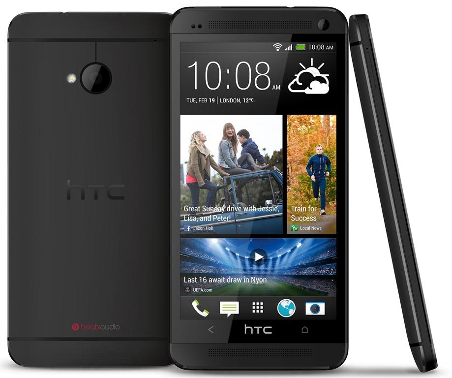 HTC One Dual SIM (Europe) receiving Sense 6 OTA update ...