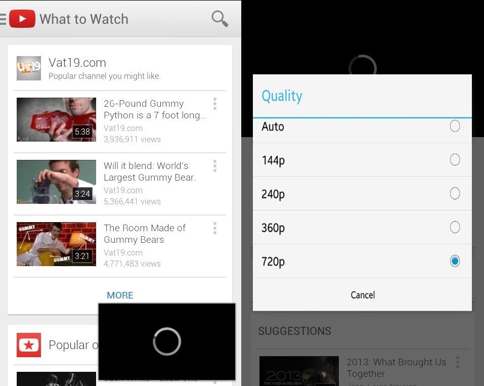 Download Youtube Apk V5 7