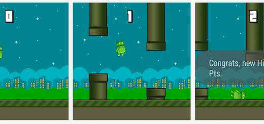Flospy Bird brings Flappy Bird to Android Wear