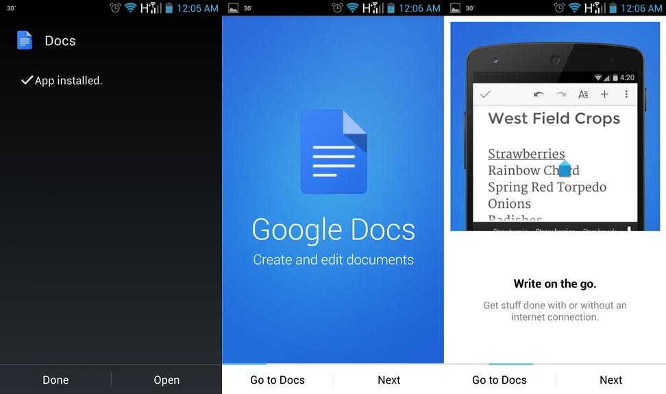 Download google docs apk version 132519 for Google docs for android apk