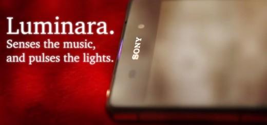 Luminara Android app