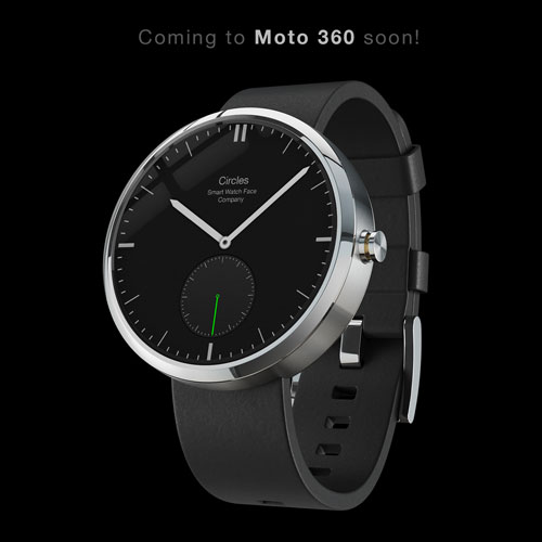 WatchFace for Moto 360