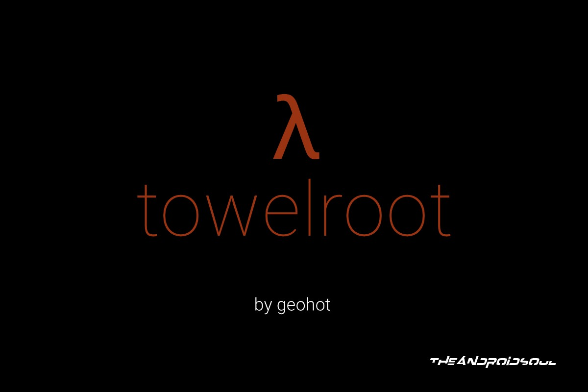 towelroot by geohot