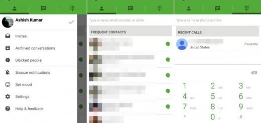 Google Hangouts v2.3