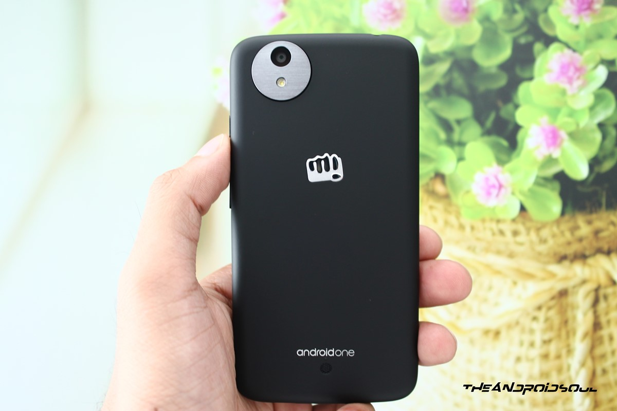 Camera - Micromax Canvas A1 Review
