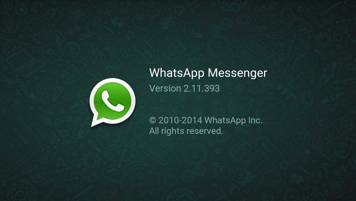 Whatsapp Update