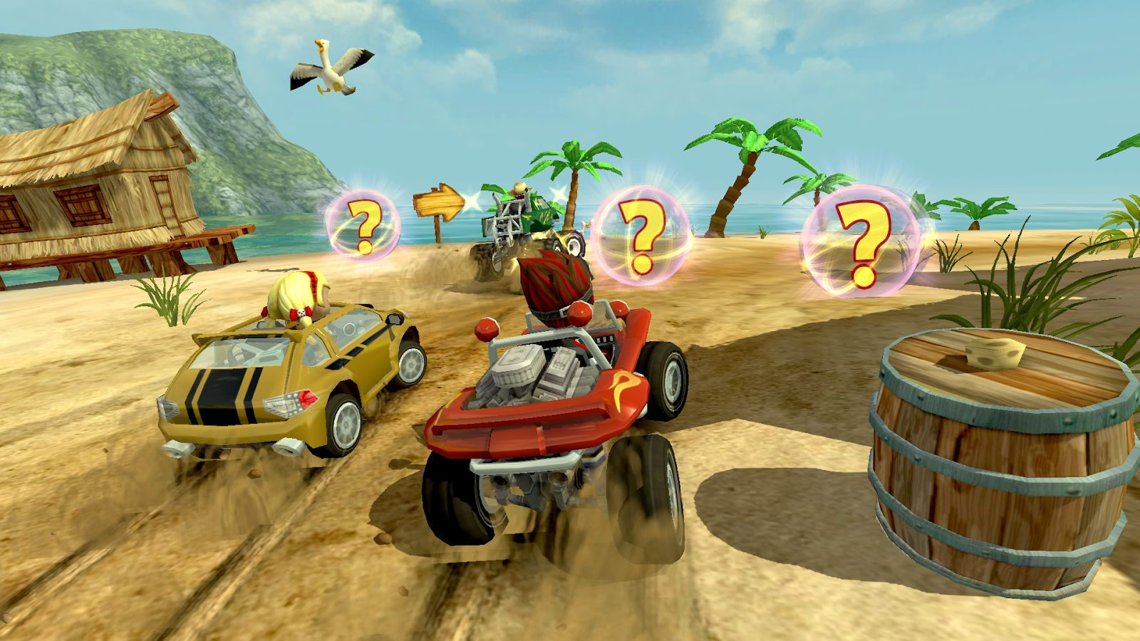 Buggy Games