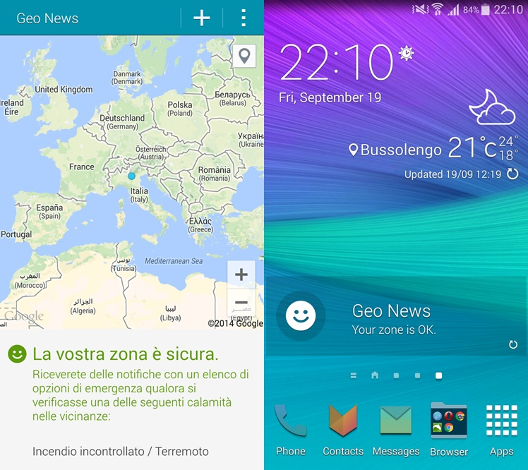 Galaxy Note 4 Apps APK: S Voice, S Health, S Note, Snapbiz