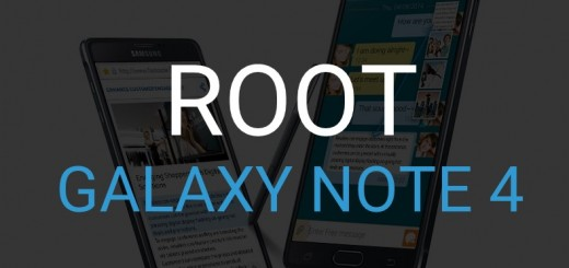 Galaxy Note 4 Root